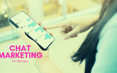 How Chat Marketing Can Increase Sales For Your Med Spa